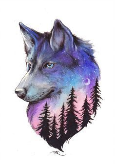 You As A Wolf