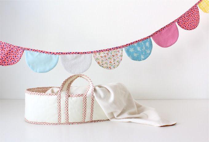 TUTORIAL: Scalloped Baby Bunting | MADE | Bolsos- bag | Pinterest ...