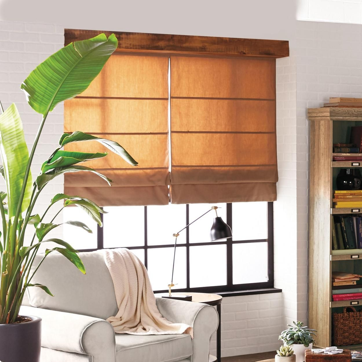 Canvas Roman Shade For 19 99 Buying Appliances