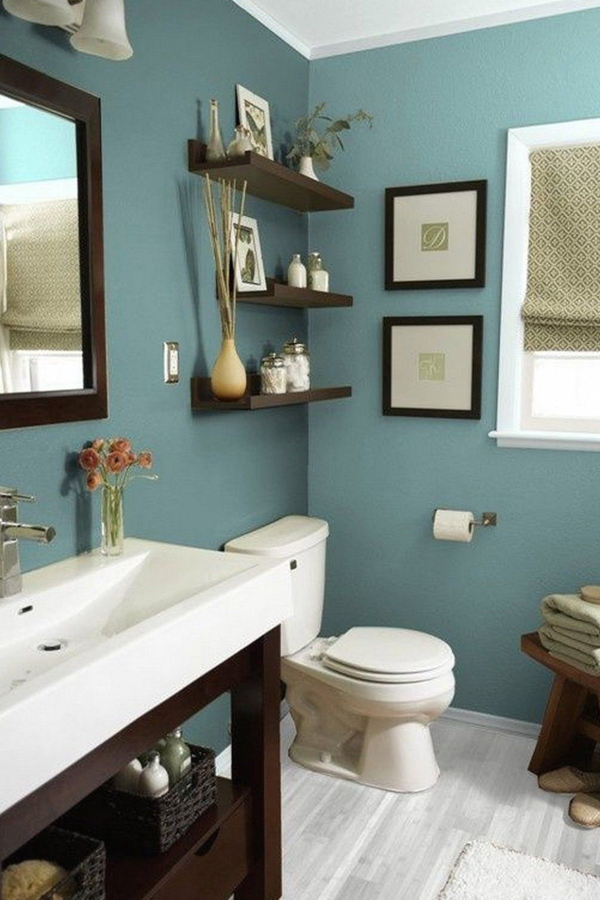 25 Best Bathroom Decor Ideas And Designs That Are Trendy Bathroom Decoration Bathroom Decoration Idea In 2020 Blue Bathroom Top Bathroom Design Small Bathroom Remodel