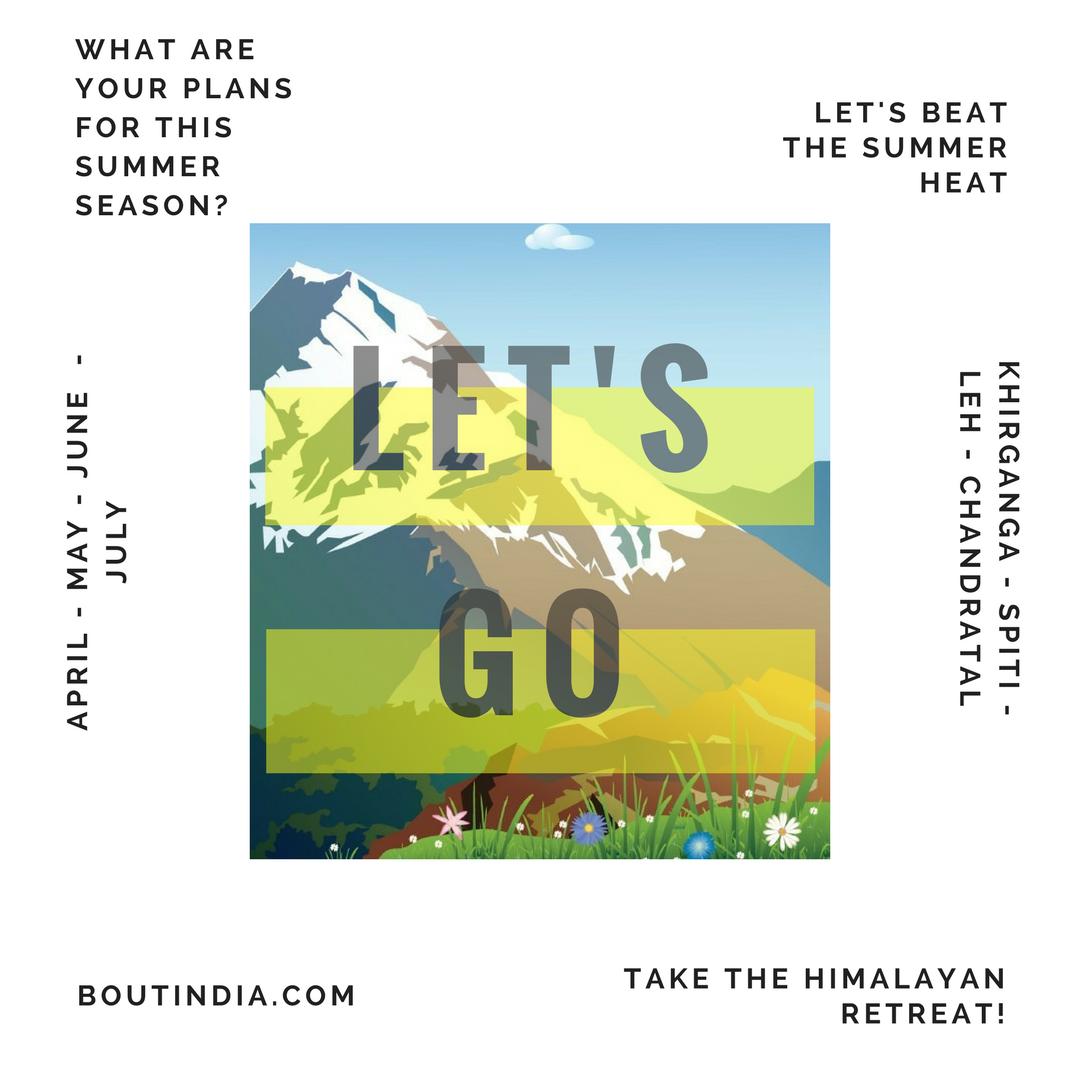 Join Us On Himalayan Adventures Khirganga Chandratal Spiti Valley Leh Ladakh Let S Go Travel Boutindia Himachal Spiti Valley Leh Ladakh Himalayas
