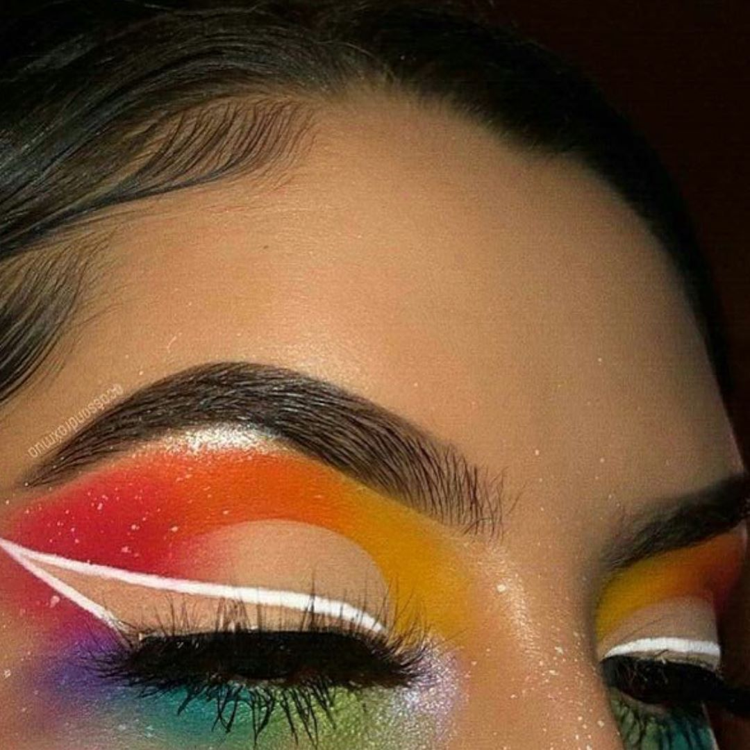 Zookey Ke đtujvhjvchh In 2019 Crazy Eye Makeup Cute