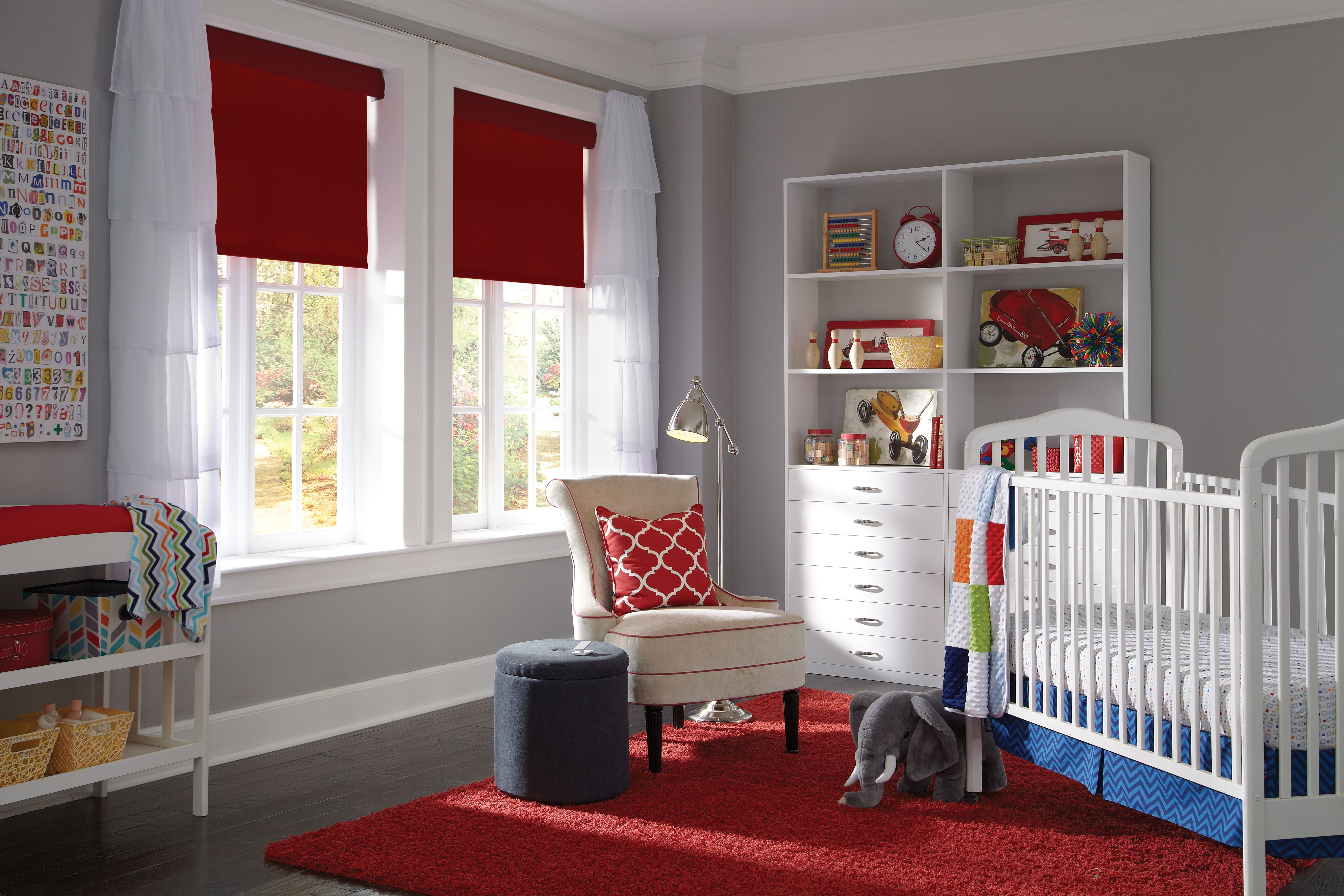 Window coverings of idaho  stylish childfriendly shades every parent should consider