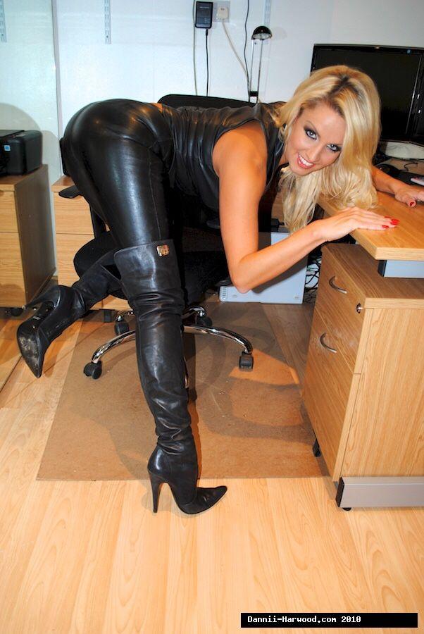 Hot lick the copier take