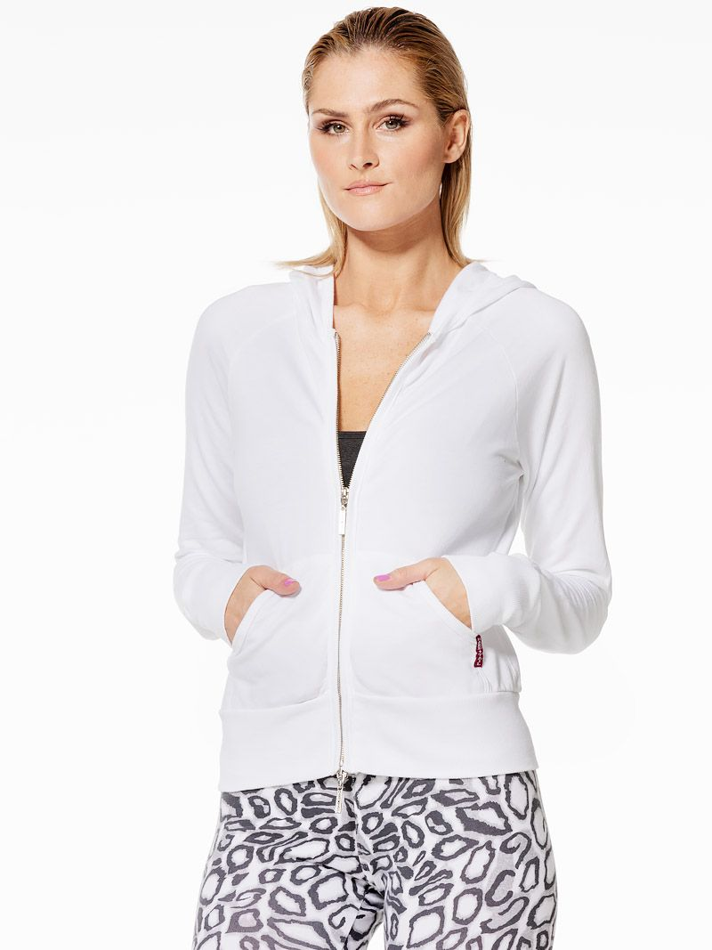 #HardTailForever - Basic White hoodie
