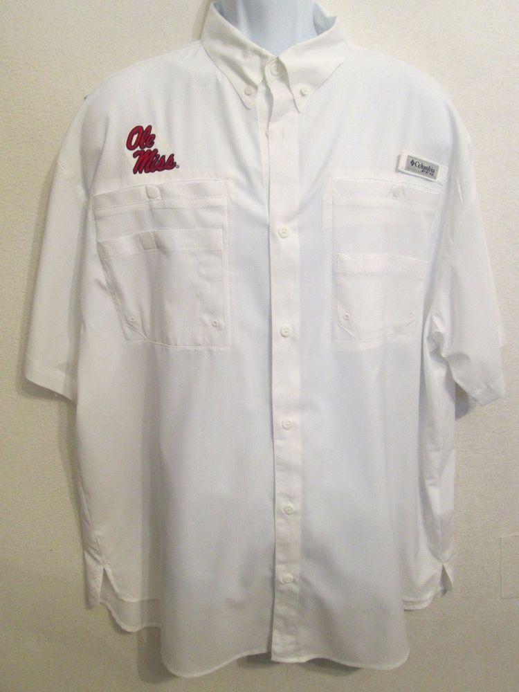 Columbia Sport Wear Ole Miss Doctor Nurse Medical