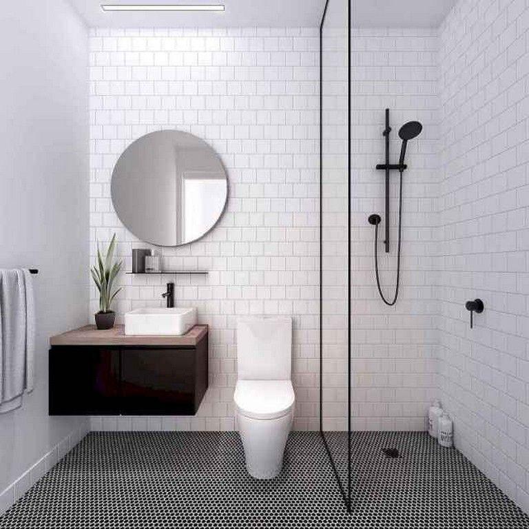 50 Incredible Small Bathroom Remodel Ideas Minimalist Bathroom Design Bathroom Interior Design Minimalist Bathroom