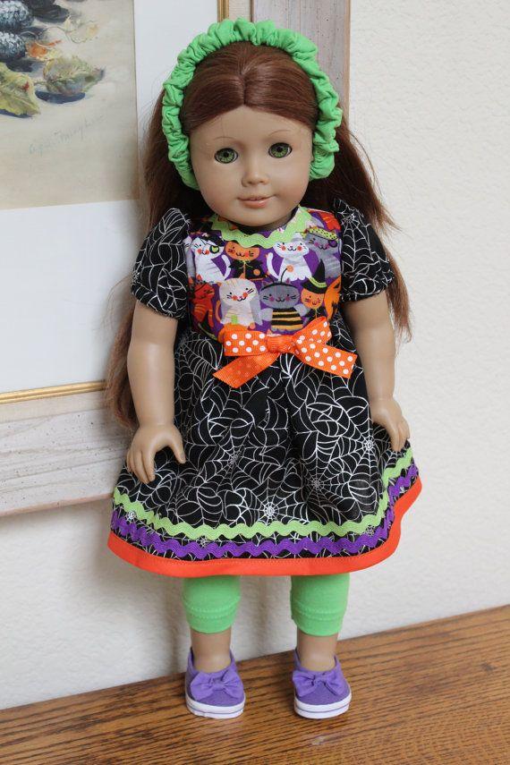 American Girl Doll Clothes Halloween Sariahs by Sariahsdollcloset, $12.99