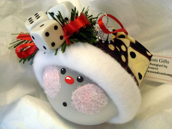 bunco ornaments christmas 2017 personalized hand painted handmade themed townsend custom gifts f backroom