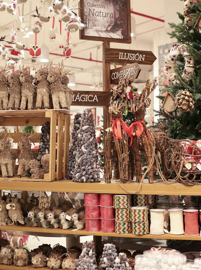 Decora tu navidad con estas 3 tendencias dco saga for Decoracion hogar falabella