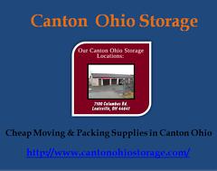 Canton Ohio Storage   Http://www.cantonohiostorage.com/