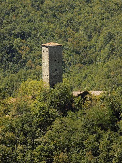 Fotografando...: Vedute da Cadisi, frazione di Borgetto Borbera (AL)
