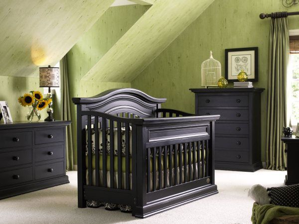 pretty black furniture