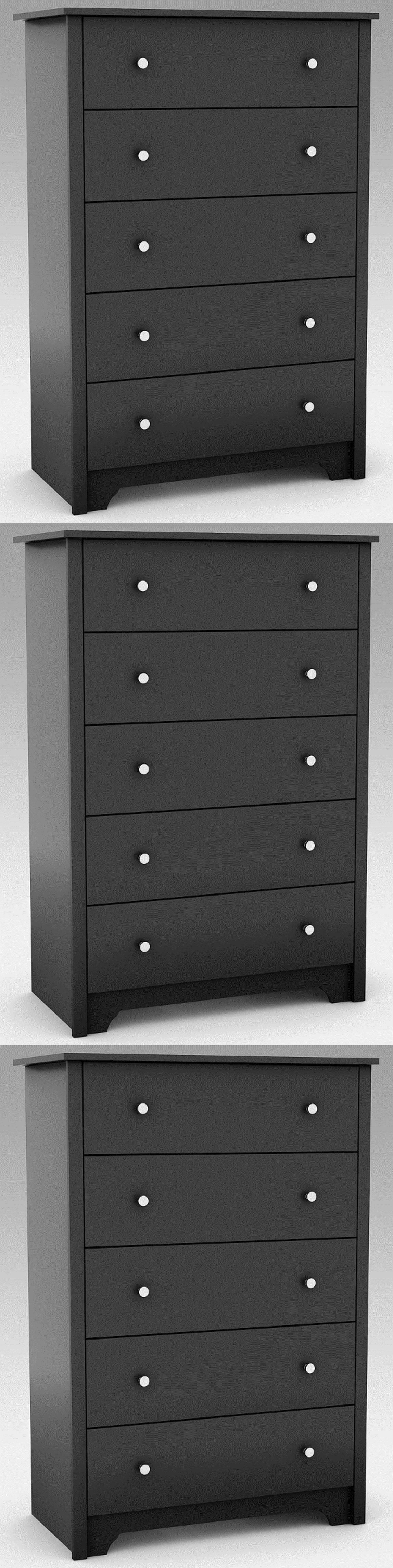 Dressers And Chests Of Drawers 114397 Chest Of Drawers Black