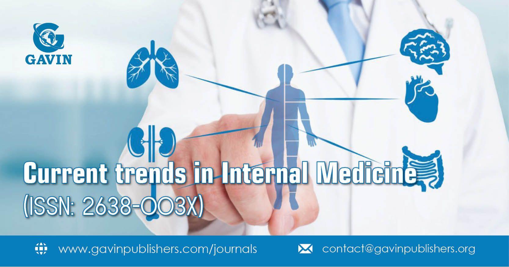 Current Trends In Internal Medicine Internal Medicine Medicine Preventive Medicine