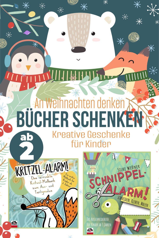Von Drauss Vom Walde Komm Ich Her Geschenktipps Fur Weihnachten Kreative Geschenke Fur Kinder Personalisierte Kinderbucher Weihnachtsbucher