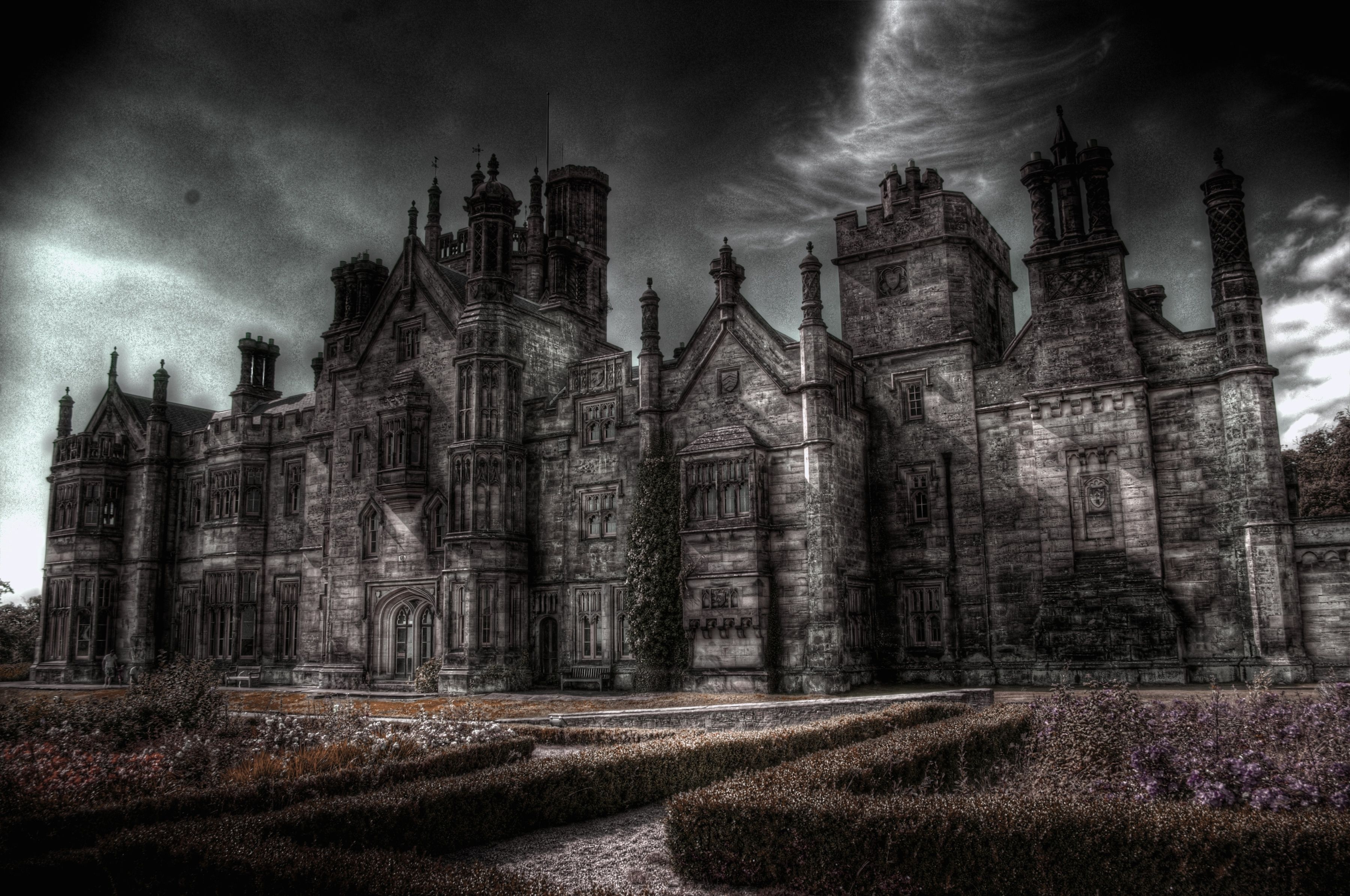 Gothic Architecture Building Wallpaper From Dark Wallpapers