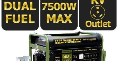 Home Depot ~ Up To 43% Off Select Generators