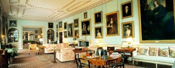 Drawing Room at Althorp