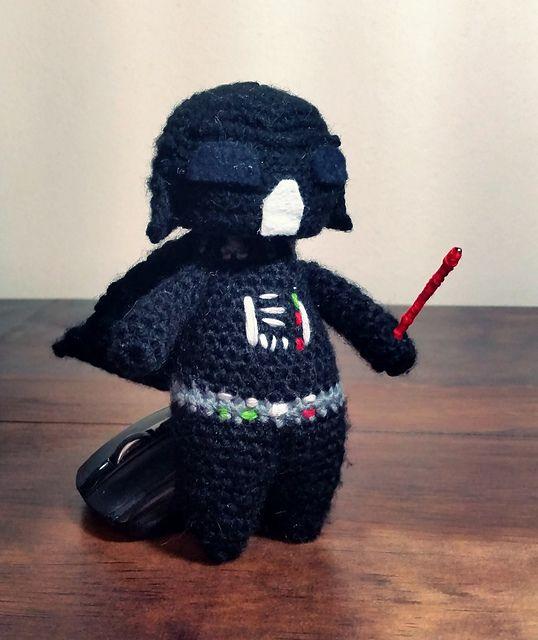 Ravelry: lanib2's Darth Vader