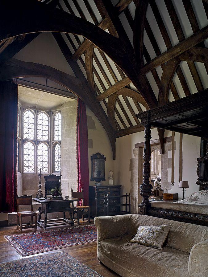 Great Chalfield Manor Architecture Domestic In 2019