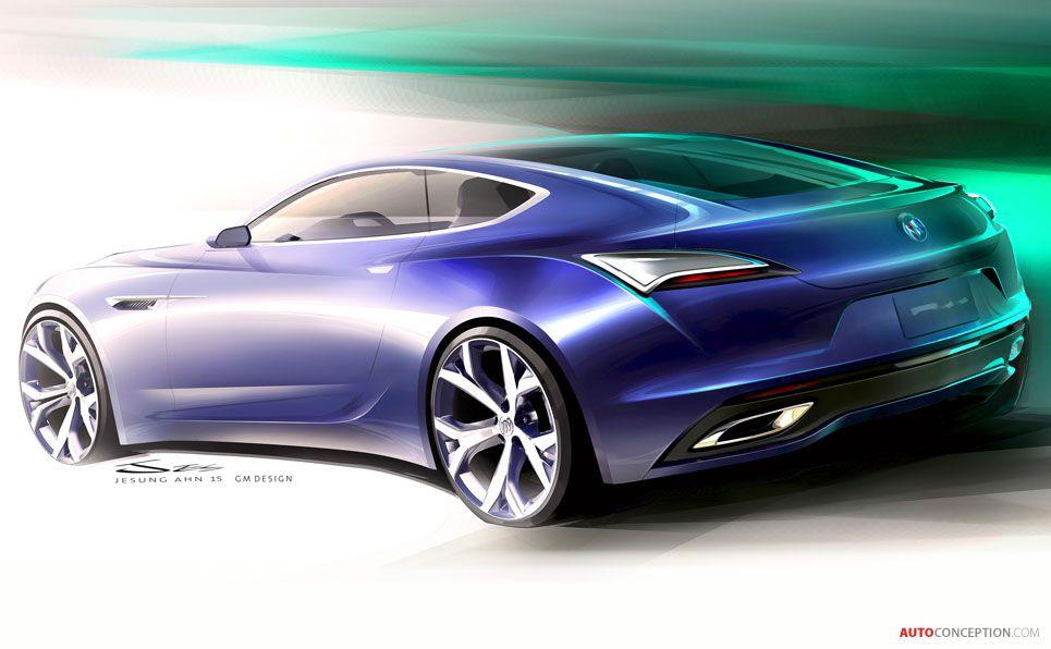 Buick Avista Concept Wins EyesOn Design Excellence Award