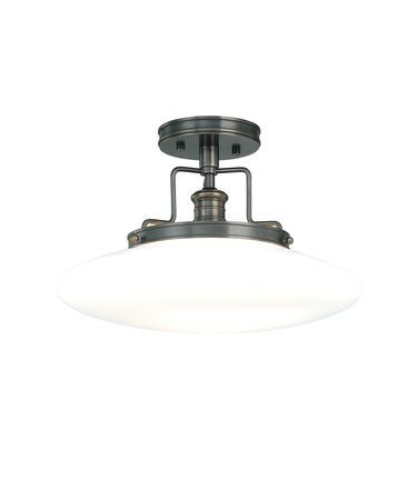 Beacon semi flush by hudson valley lighting