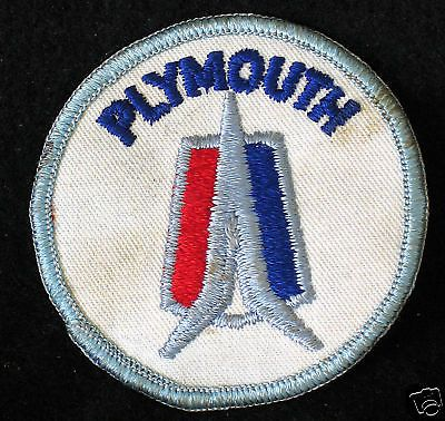 Vtg 1960s #plymouth #motors #patch embroidered insignia automobilia,  View more on the LINK: http://www.zeppy.io/product/gb/2/301628327203/