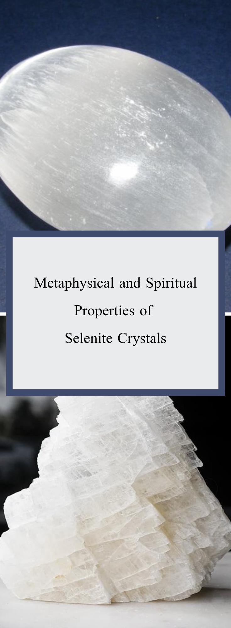 Home Ayana Products Selenite Crystal Crystals Chakra Crystals