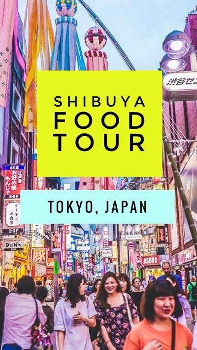 Shibuya Tokyo Food Tour with Arigato: A Japan Travel Guide