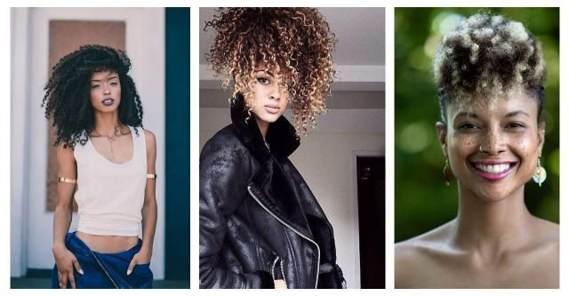 Włosy W Stylu Afro To Nie Lada Wyzwanie Dla Posiadaczek Tych