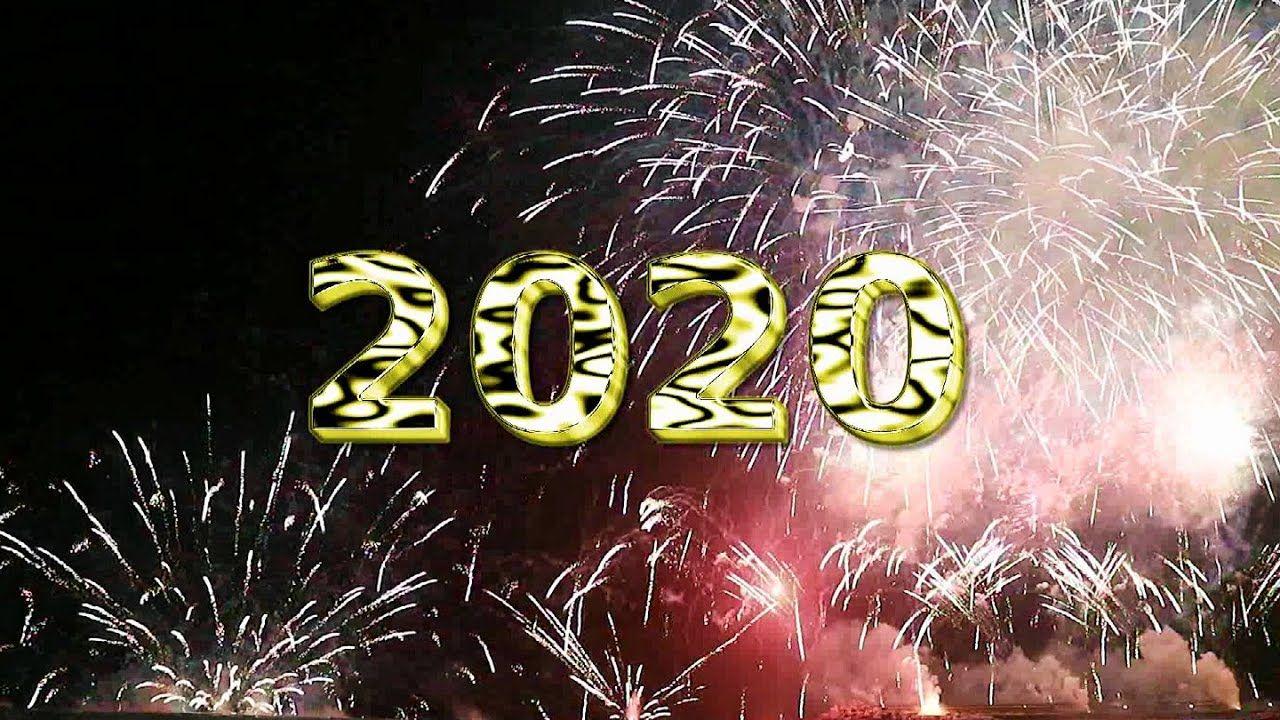Buon anno nuovo 2020 !Happy new year 2020! Anno nuovo