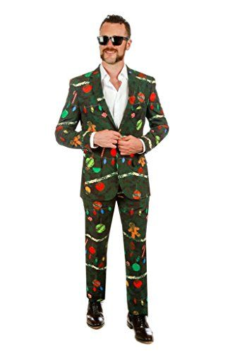 07c3eee4c Ugly Christmas Sweater Suit The Christmas Tree Camo Suit by Shinesty ...