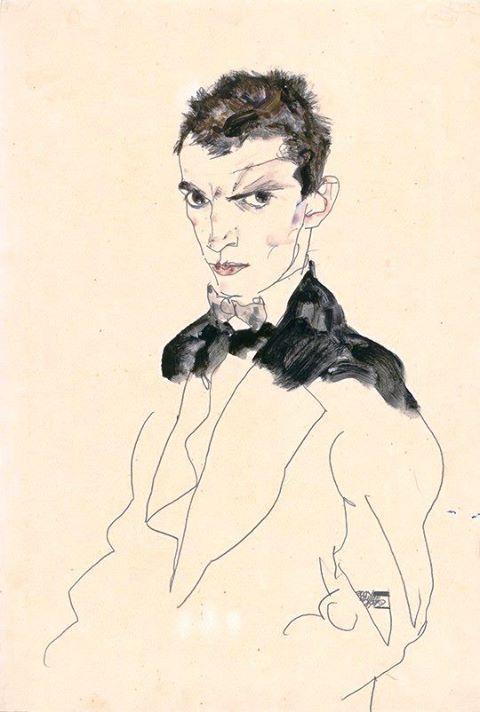 Arte Moderna Egon Schiele