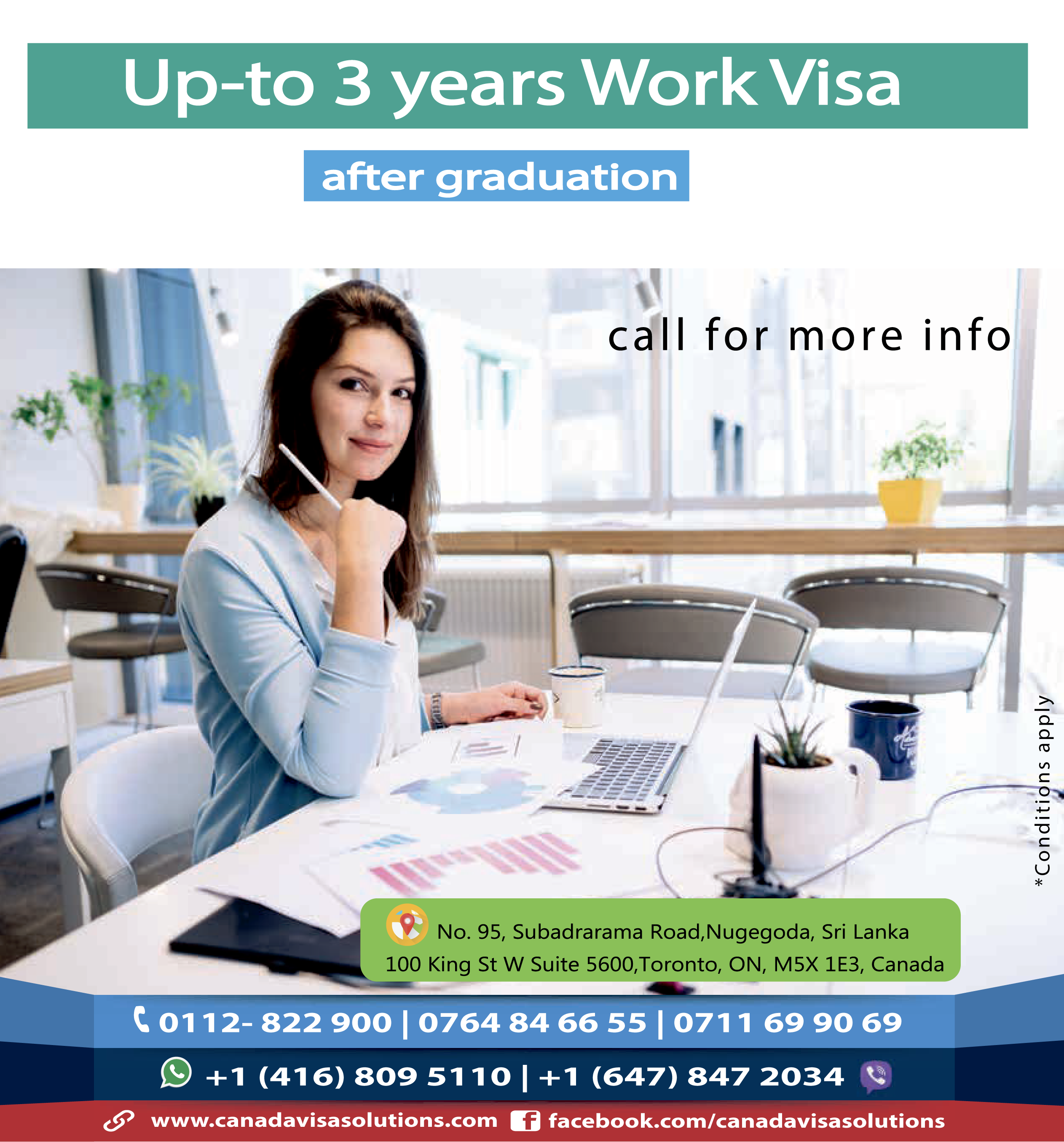 1 Canada Visa Experts from Toronto Immigrate Canada