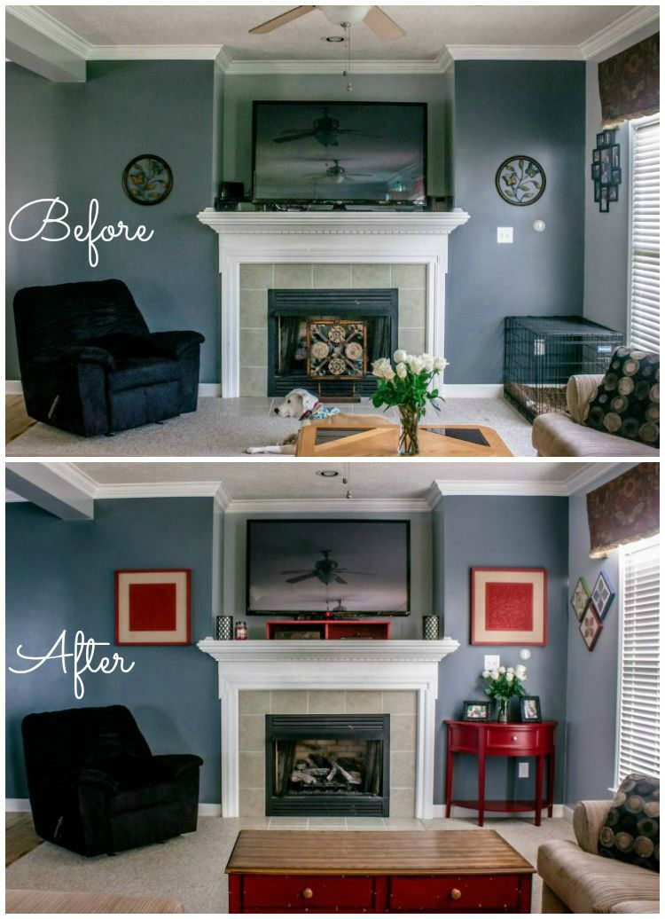 Best Living Room Makeover Living Room Makeover Living Room 400 x 300