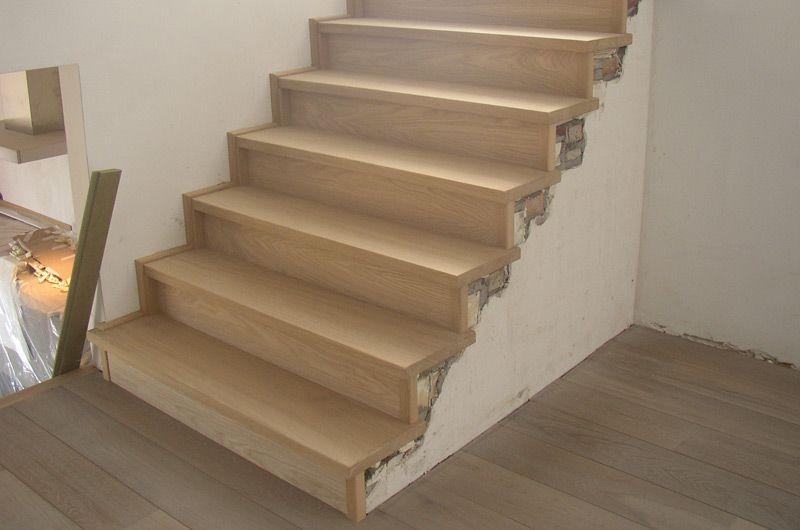 Betonnen trap bekleden betonnen trap bekleden for Trap doorsnede