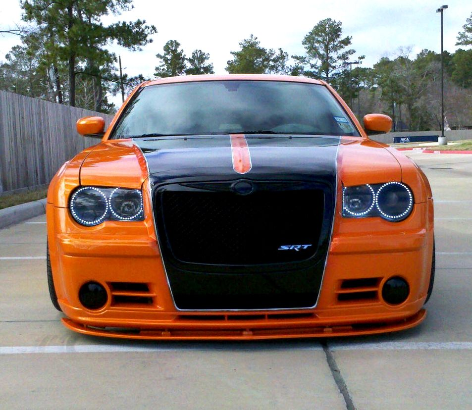 Crysler 300 Srt8 On Pinterest