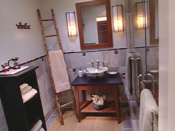 Bathroom Zen Decor far east-inspired bathroom | zen bathroom decor, zen bathroom and