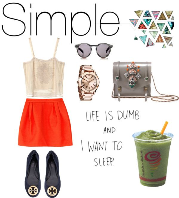 """""""simple"""" by andreapaola78 on Polyvore"""