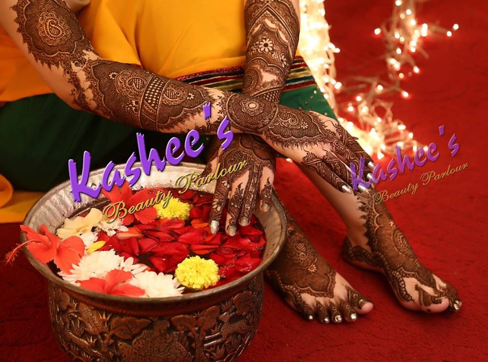 Bridal Mehndi Kashee S : Stylish mehndi designs collection  by kashee artist salon