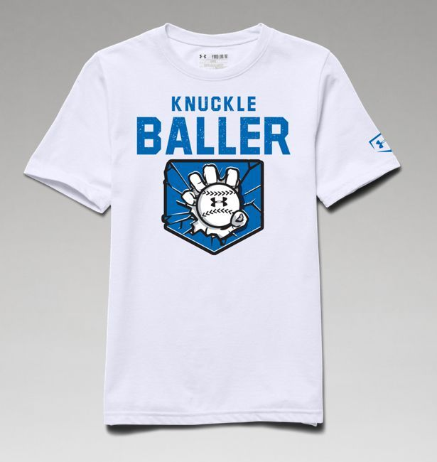 Under Armour Boys Baller Short Sleeve T-Shirt