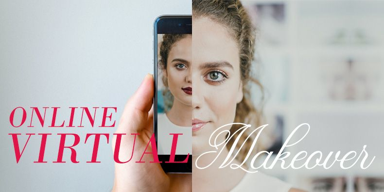 Virtual Makeover 2020 Upload Your Selfie Face Makeup Hair For Free In 2020 Virtual Makeover Virtual Hairstyles Free Virtual Hairstyles