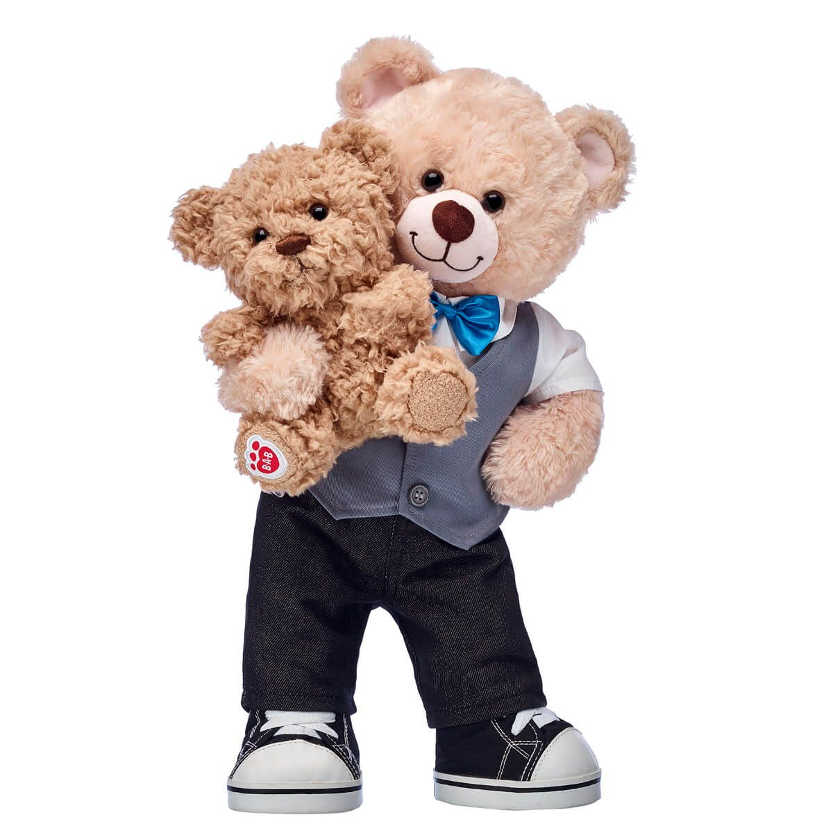 Online Exclusive Take Your Teddy To Work Gift Set In 2020 Cute Stuffed Animals Teddy Teddy Bear Gifts [ 1200 x 1200 Pixel ]