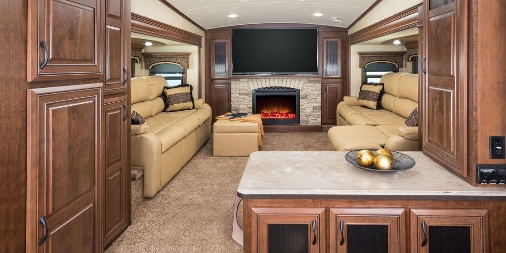 Two Bedroom Fifth Wheel H20 | Bedroom | Pinterest | Wheels and ...
