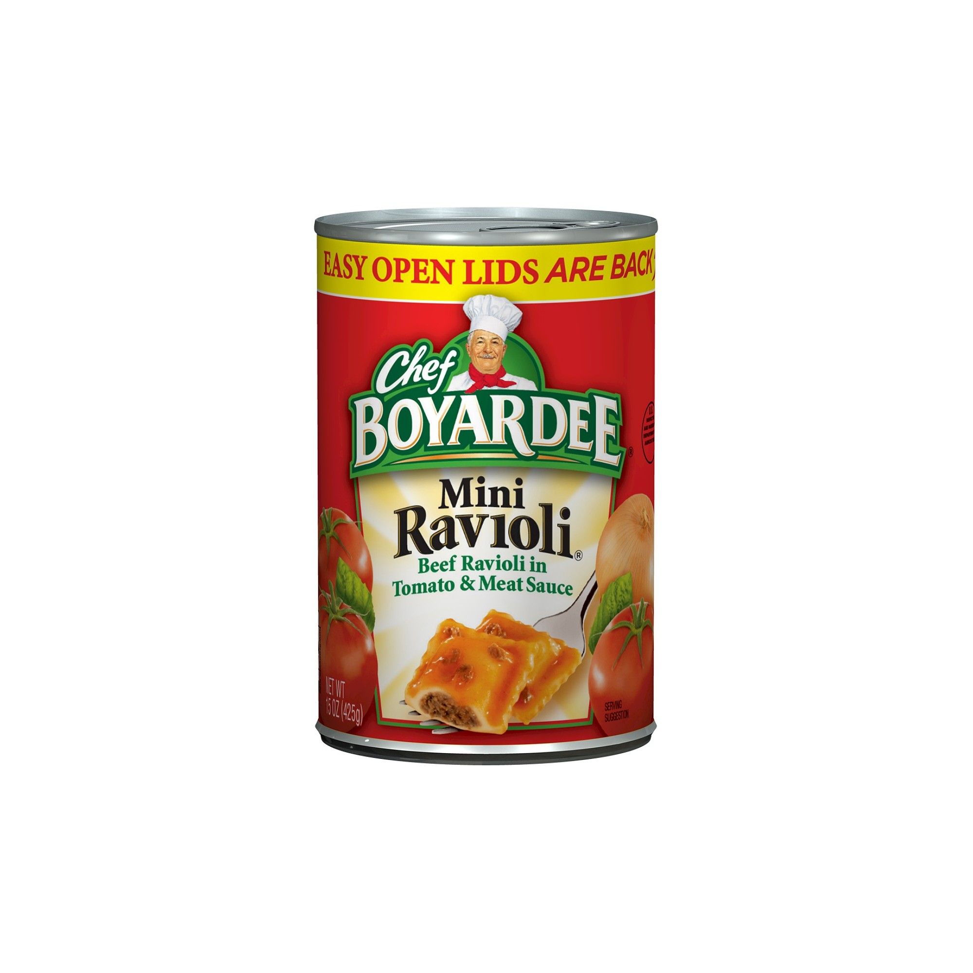 Chef Boyardee Mini Ravioli 15 Oz