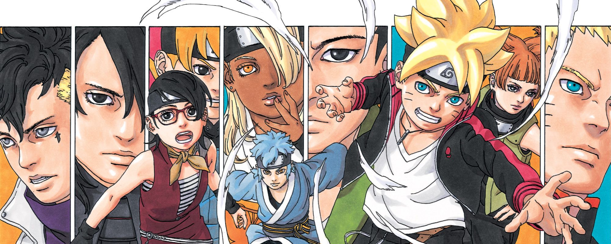 Boruto Naruto Next Generations // VIZ Boruto, Manga, Anime
