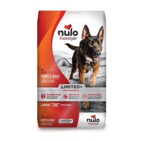 Nulo Freestyle Grain Free Limited Ingredient Diet Turkey Dry Dog