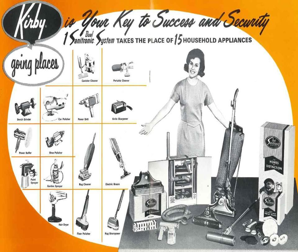 An Kirby Vacuum Ad For The Dual Sanitronic In 1967 Kirby Vacuum Cleaner Kirby Vacuum Best Vacuum