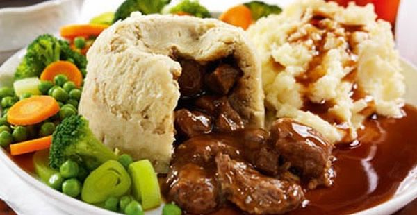 "My fabulous ""Norfolk"" Beef Suet ""Dumpling"" Pudding Recipe.   http://www.fabulousnorfolk.co.uk/beef-suet-pudding-recipe/"